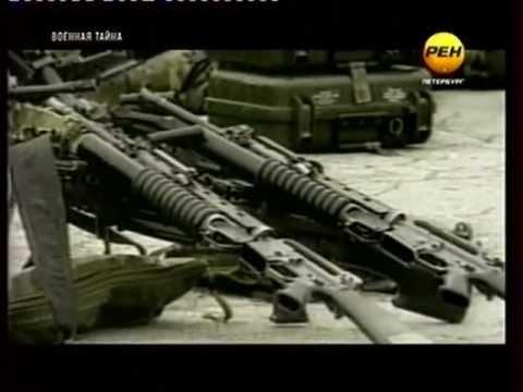 """Винтовки """"М-16"""" и израильская - """"Тавор Тар-21"""""""