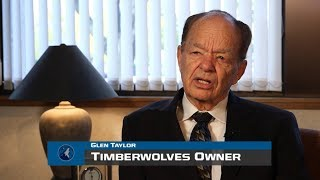 Wolves owner Glen Taylor on Jimmy Butler, KAT and the upcoming season