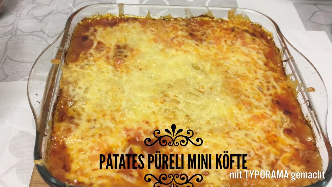 Fırında Sebzeli Misket KöftePilav Tarifi – Bugün Ne Pişirsem