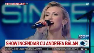 Andreea Bălan - Tango in Priviri LIVE (TvShow)
