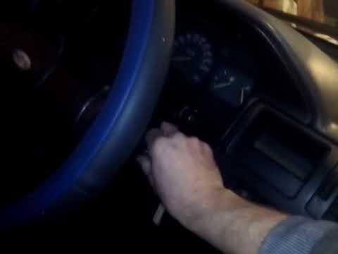 Устраняем ошибки Форд Эскорт 90-98
