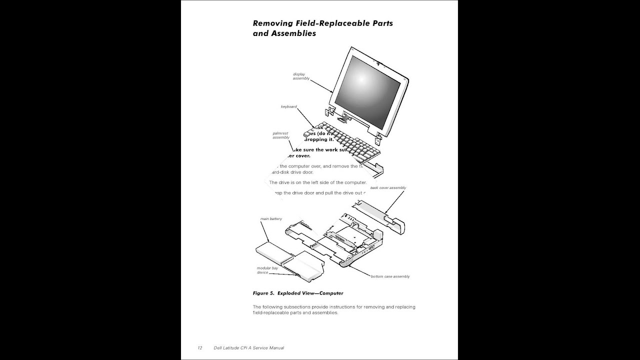 DELL LATITUDE CPI MANUAL PDF