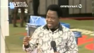 God Is Spirit by  TB Joshua