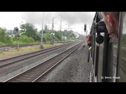 Dampflokfahrten im Neandertal 2016 (Regiobahn Sommerfest 2016)