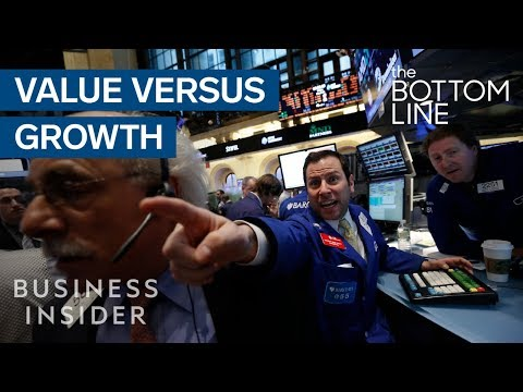 The Shift From Growth To Value