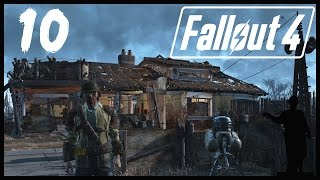 Fallout 4 10 - Строительно-Обучающая Серия
