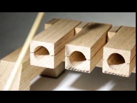 Amazing Self Playing Wooden Xylophone