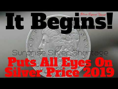 Economic Collapse News -Silver Set To Surge In 2019 From Surprise Silver Supply Shortage