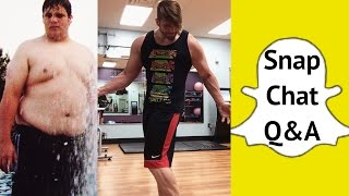 Cardio vs Weight Training for Weight Loss, Cravings, Flex Comics Affiliation   Snap Chat Q&A!