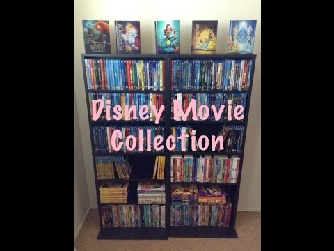 My Disney Movie Collection | Blu-Ray & DVD