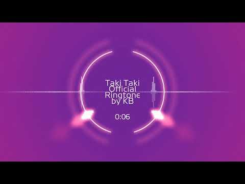 Taki Taki | Official Ringtone | By KB