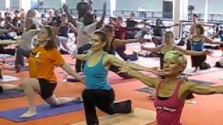 Neil Patel - Yoga Aid - Yoga Show pt3