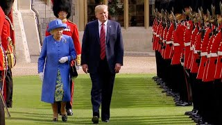 Video Did Queen Elizabeth Send a Hidden Message to President Trump With Her Jewelry? download MP3, 3GP, MP4, WEBM, AVI, FLV Juli 2018