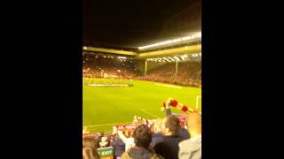 jurgen klopp first liverpool game youll never walk alone