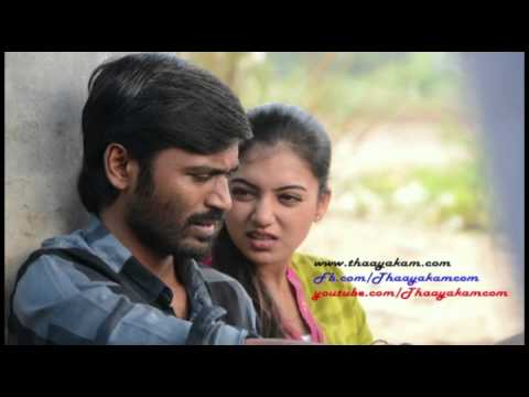Teddy Bear- Naiyaandi Video Song Dhanush, Nazriya, Ghibran