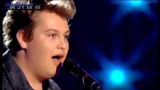 Hlas Česko Slovenska - Martin Císar - James Arthur - Recovery