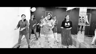 Gambar cover The Jawaani Song by A square team evng batch | Tiger Shroff, Tara & Ananya| Vishal & Shekhar