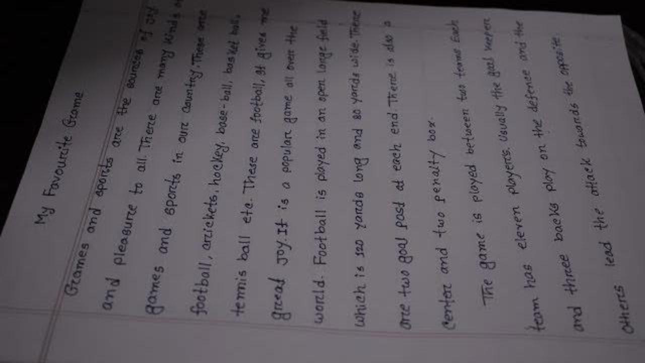 Improve Your English Handwriting Straight