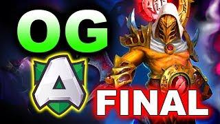 OG vs ALLIANCE - BEST INCREDIBLE FINAL! - EPICENTER MAJOR DOTA 2