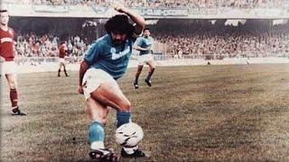 Maradona Unreal Passing Skills
