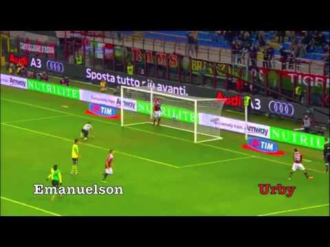 Tutti i Goal Del Milan Nel Girone D'Andata 2012-2013