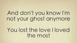 Jars of Hearts by Christina Perri- music and lyrics