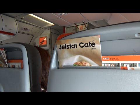 Jetstar GK157 Kansai (Osaka) to Sapporo