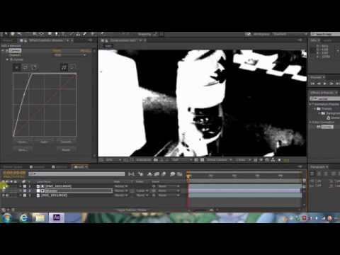 Remove noise from your footage in After Effects without any plugins!!