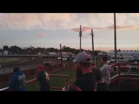 Lee County Speedway - Heat Race - 5/18/18