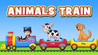 Similar Games to Learn Animal Names and Sounds with Kids Train  Suggestions