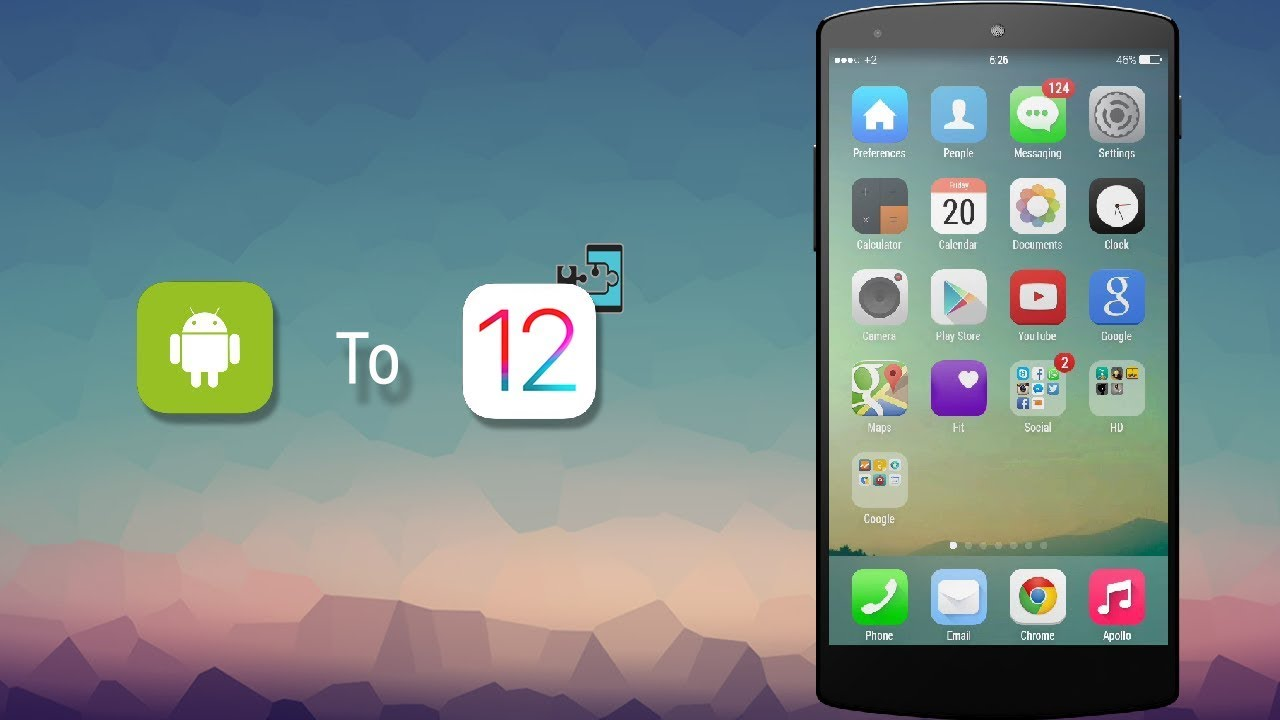 how to get android apps on iphone install ios 12 on android apps integration with 9578