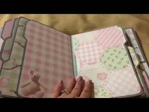 Baby girl brag book