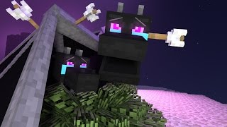 Enderdragon Life - Minecraft Animation