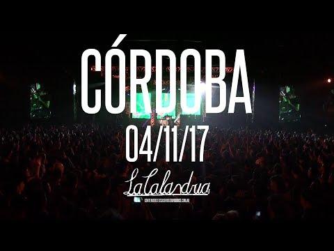 Compartimos uno de los videos de parte de la gira 2017 en Córdoba, con una historia muy particular