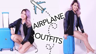 Airplane/Travel Outfits