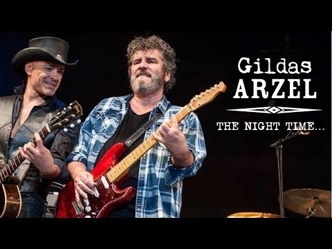 Gildas Arzel - The night time is the right time - Ft Erik Sitbon & and The Ghost Band
