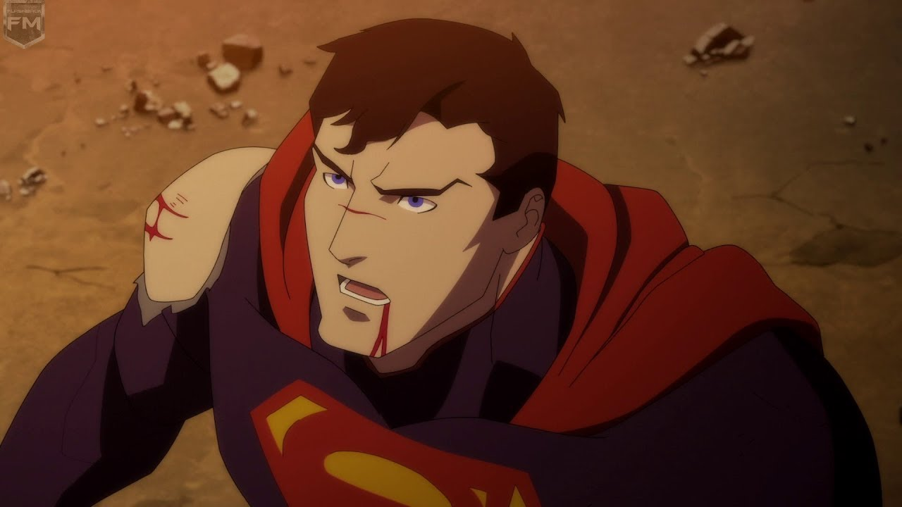 Superman vs Doomsday [Part 1] | The Death of Superman - YouTube