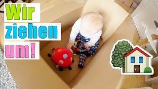 Umzugskartons packen | Mama Alltag | Gewinner wird gelost! | Isabeau
