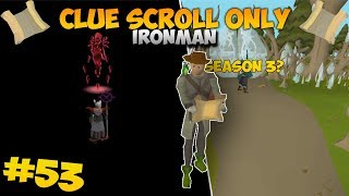 Song Of The Elves - Clue Scroll Only Ironman #53