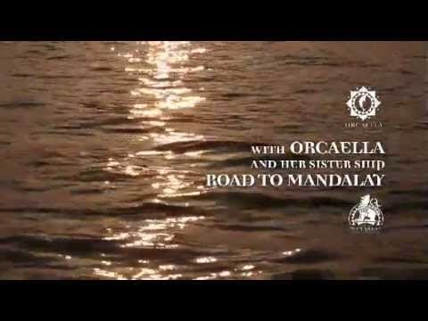 Orcaella - Luxury river cruiser, journeys throughout Myanmar