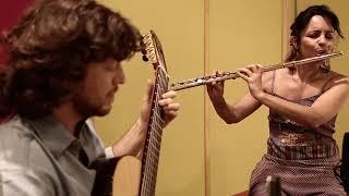 Quinteto Pauliceia/versão duo -  Choro Negro - Paulinho da Viola e Fernando Costa