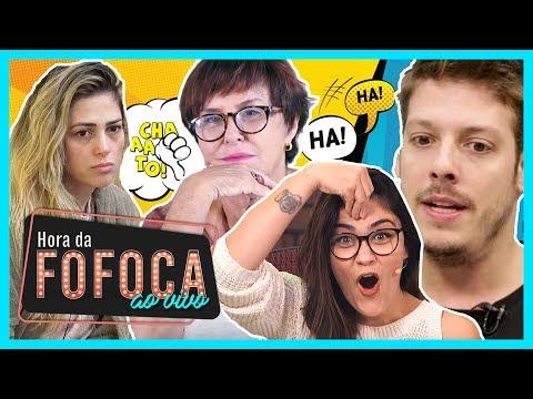 🔥Ex-BBB bate-boca com sensitiva na RedeTV!+ Nadja admite que errou mas Ana Paula promete processá-la