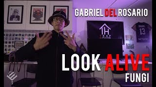 "Trap House Sessions | Gabriel Del Rosario - ""Look Alive"""