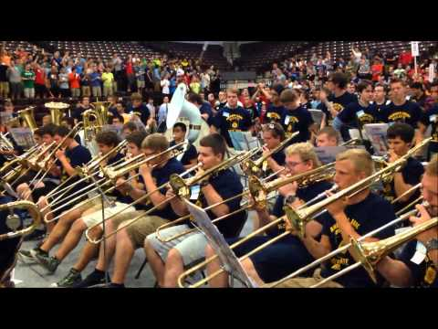 Seven Nation Army - Buckeye Boys State Band (2015)
