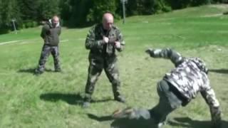Energy Self Defense Systema Spetsnaz Вадим Старов Самооборона
