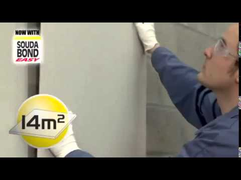 PU Foam Adhesive Foam Soudabond EASY