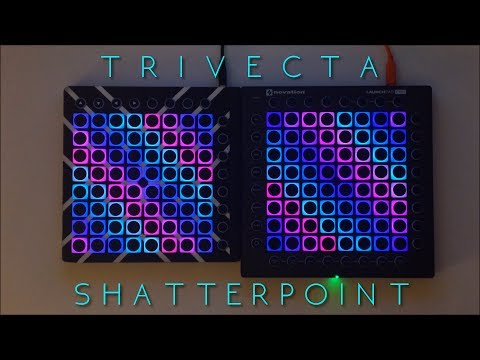 Trivecta - Shatterpoint // Aarc Launchpad Cover