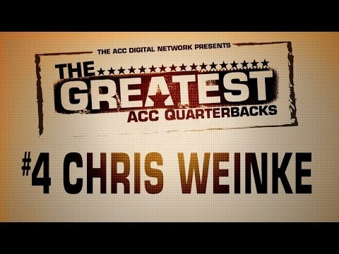 The Greatest - ACC QBs | #4 - Chris Weinke | ACCDigitalNetwork