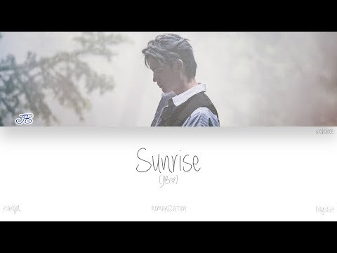 [HAN|ROM|ENG] GOT7 (JB) - Sunrise (Color Coded Lyrics)