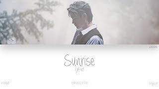 [HAN|ROM|ENG] GOT7 (JB) - Sunrise (Color Coded Lyrics) MP3